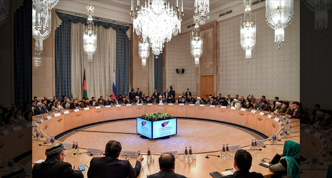 Taliban Say Moscow Talks With Afghan Politicians 'Very Successful'