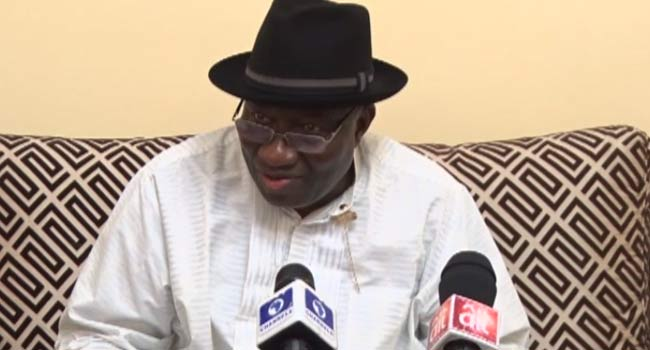 General Elections: Jonathan Warns Politicians Against Encouraging Violence