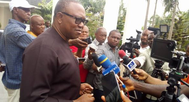 Obi Faults Conduct Of Elections, Accuses APC Of Intimidation