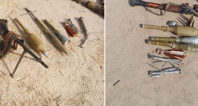 Troops Vanquish Boko Haram Fighters In Borno