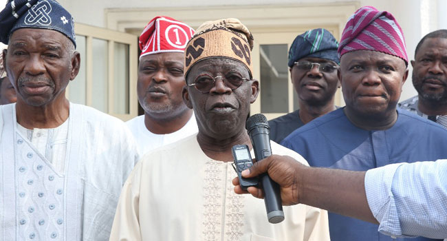 Impeachment Crisis: Conflict Between Ambode And Lagos Assembly Resolved, Says Tinubu