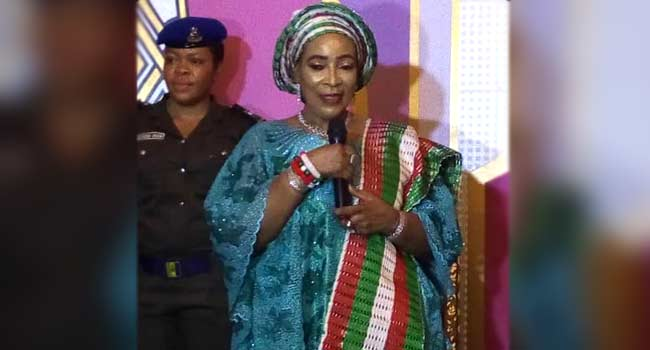 Titi Drums Up Support For Atiku, Asks Nigerians To Vote Out APC
