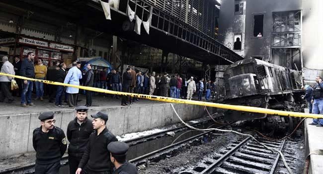 20 Killed In Egyptian Train Crash