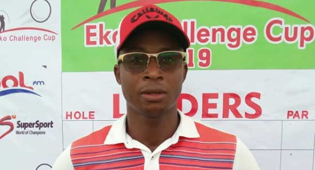 Eko Challenge Cup: Vincent Torgah Takes Lead After Round 2