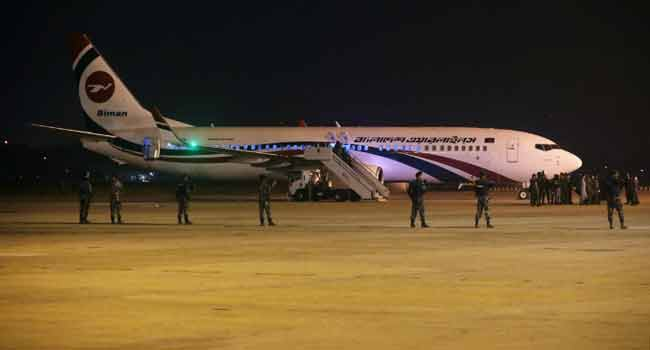 Suspected Plane Hijacker Killed In Bangladesh