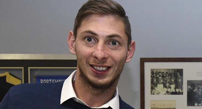 'It's A Bad Dream,' Sala's Father Says After Recovery Of Plane