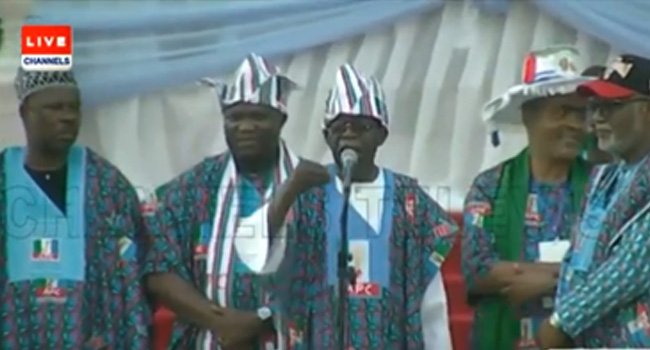 Obasanjo Is The Greatest Rigger, Tinubu Alleges