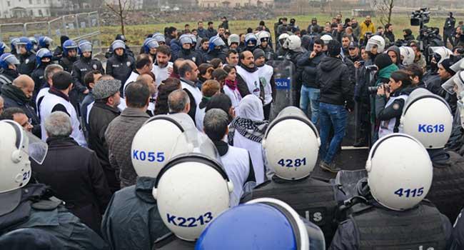 Turkey Bans Rally For Kurdish MP On Hunger Strike – Channels