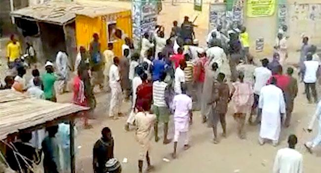 PDP vs APC: Violence in Kano over Ganduje's victory