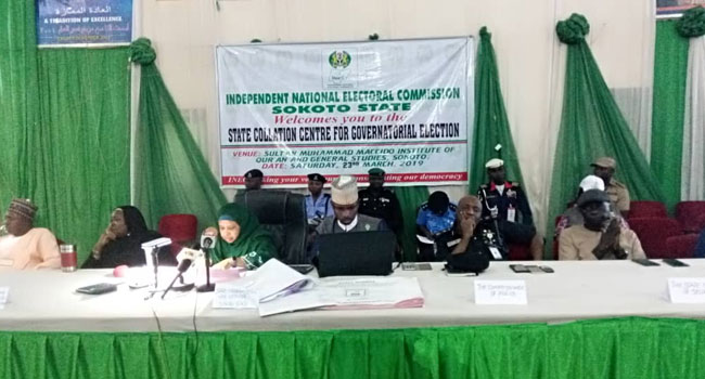 LIVE: Supplementary Elections – Collation Of Results Underway