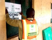 INEC Holds Governorship Supplementary Election In Adamawa