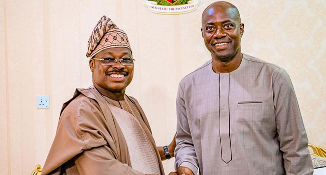Accommodate Those Who Can Add Value To Your Govt, Ajimobi Tells Makinde