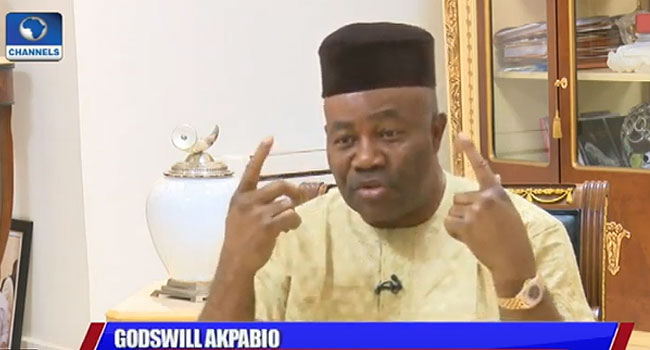 PDP Lost The Presidential Election The Day I Left The Party – Akpabio