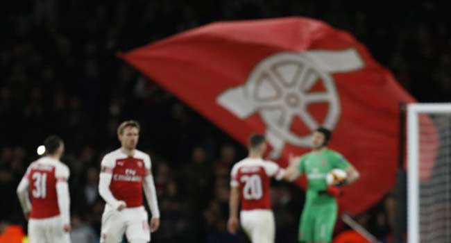 Arsenal Draw Napoli In Europa League Quarter Finals Channels
