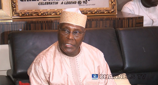 Atiku Meets Southern And Middle Belt Elders Forum, Seeks Their Support At Tribunal