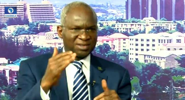 Presidential Election Results Were Accredited By Observers To Be In Conformity With The Law – Fashola