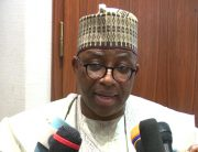 Election: Bauchi Governor Meets Buhari, Heads To Court