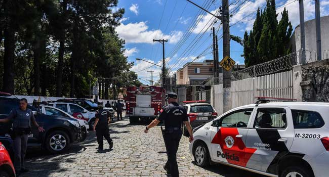 Eight Killed In Brazil School Shooting