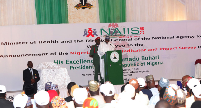 HIV/AIDS: Almost A Million Infected Nigerians Not On Treatment – Presidency