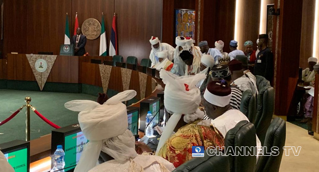 Buhari Calls For More Support From Traditional Rulers
