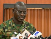 Buratai Seeks Infrastructure, Education Development To Curb Crime