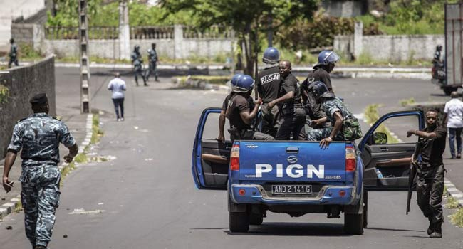 Three Killed In Comoros As Opposition And Government Face Off