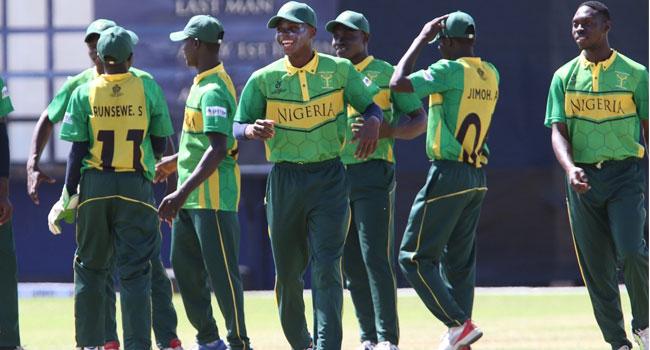 U-19 Cricket: Nigeria Win First World Cup Ticket