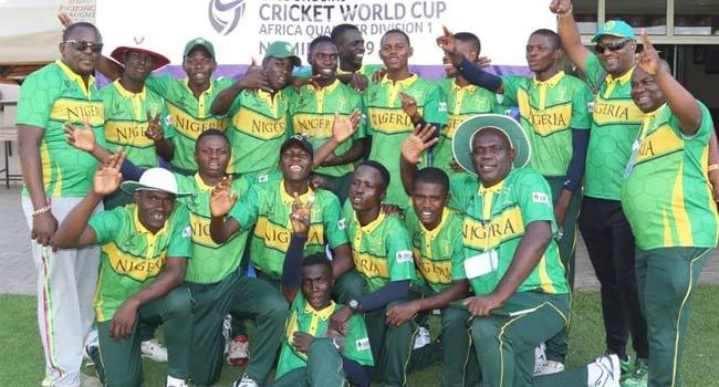 Nigeria's U-19 Cricket Team Edge Closer To World Cup Qualification