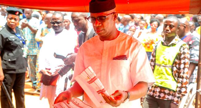 Dapo Abiodun Of APC Wins Ogun Governorship Election