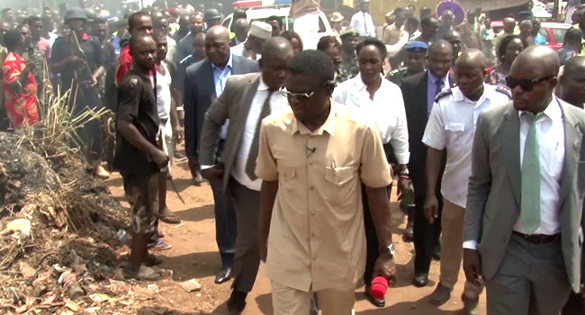 Edo Govt Tasks Residents On Proper Waste Management