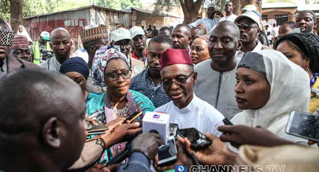 El-Rufai Re-Elected As Governor Of Kaduna