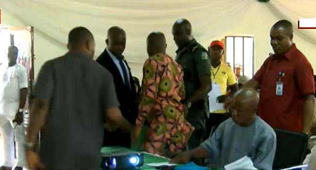 Two Electoral Officers Arrested In Imo Collation Centre