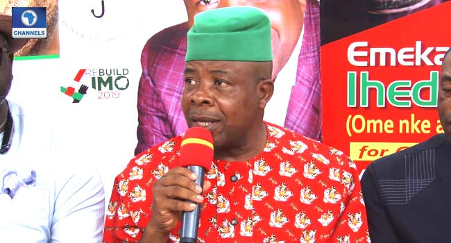 Imo Govt Closes Hotel, Water Factory Over Attack On Officials