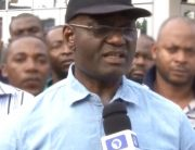 APC's Jime Rejects Benue Governorship Election Result, Heads To Court