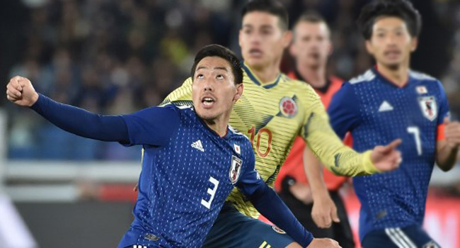 After Ronaldo Bruising, Japan's Shoji Now Eyes Stopping Mbappe