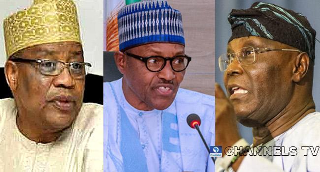 Presidential Election: IBB Congratulates Buhari, Lauds Atiku's Doggedness