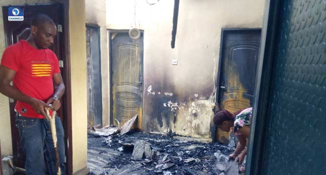 Akwa Ibom: Ballot Papers Not Affected By Fire – INEC