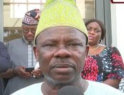 'No Distraction,' Says Amosun After APM's Election Loss