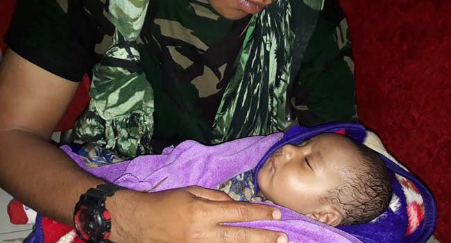 Indonesia Flood: Baby, Father Reunite Amidst Increasing Death Toll