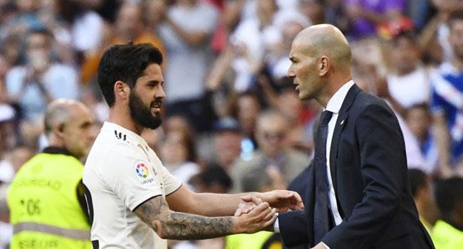 Bale, Isco Give Zidane Winning Start Against Celta