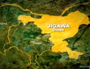 A file photo of a Jigawa map.