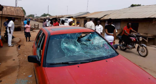 One Killed, Many Injured As APC, PDP Supporters Clash In Kaduna