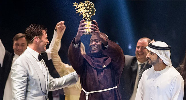 Teacher From Kenyan Village, Peter Tabichi Wins World's Best, $1mn