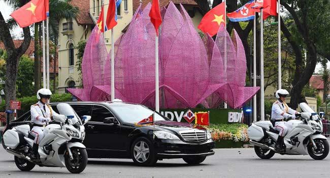 Kim Commences Vietnam Visit After Trump's Nuclear Summit