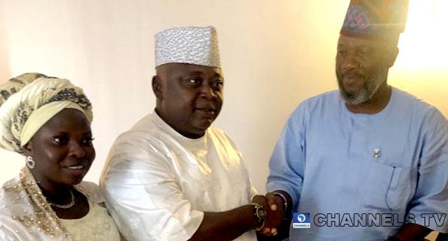 Ogun Polls: Adebutu Endorses Akinlade, Asks PDP Supporters To Vote APM - toyloaded