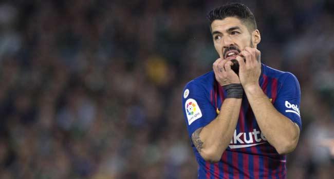 Suarez Suffers Badly Sprained Ankle – Valverde