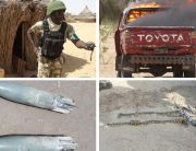 Troops Kill Five Boko Haram Insurgents In Borno, Three Surrender