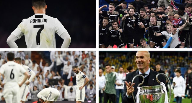 Leaving Ronaldo And Zidane Was A Terrible Decision – Fans React To Madrid's Loss
