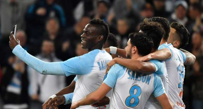 Balotelli Celebrates Goal With Selfie Video On Instagram
