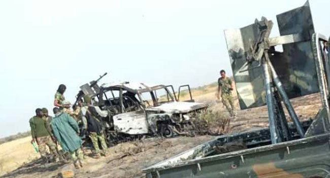 Boko Haram: Multinational Force Records Successes With 'Operation Yancin Tafki'